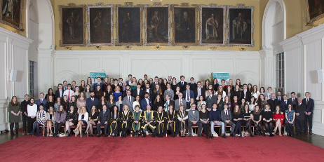 NUI Irish Historical Research Prize 2017