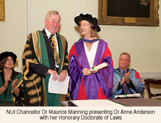 Dr Anne Anderson