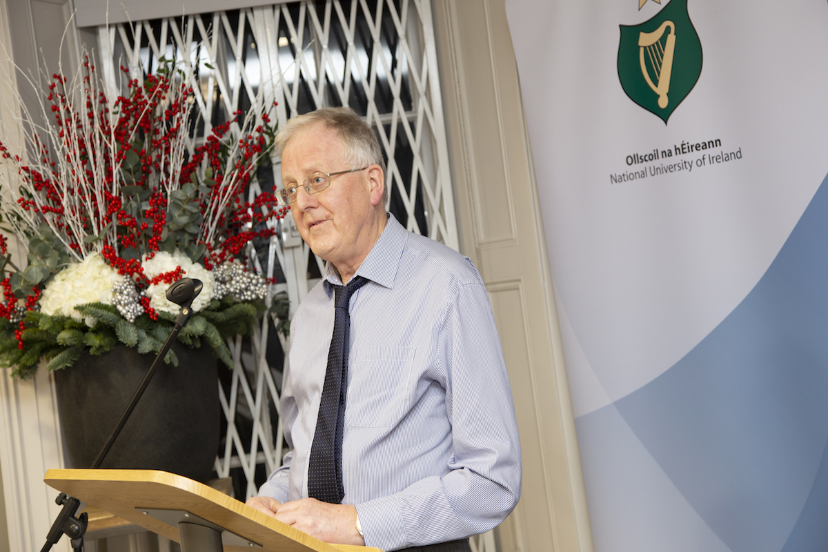 Professor Liam Mac Mathúna