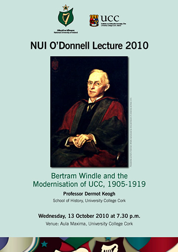 NUI O'Donnell Lecture 2010 Poster