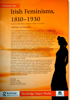 Irish Feminisms 1810-1930