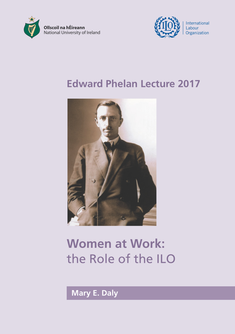 Edward Phelan Lecture 2017 Cover Page